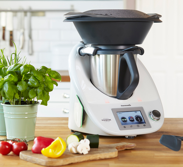 Alta temperatura Thermomix®