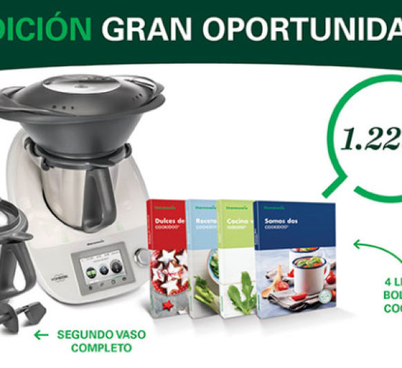 Thermomix® GRAN OPORTUNIDAD!!!