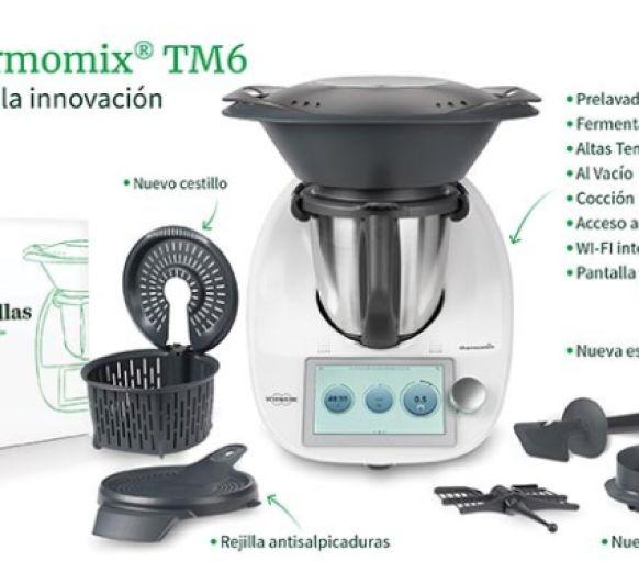Las novedades de Thermomix® TM6