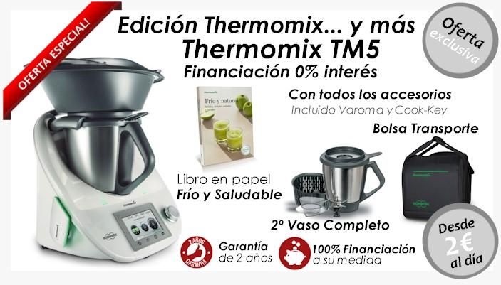SORBETE DE CLARITA....Y MÁS CON Thermomix®