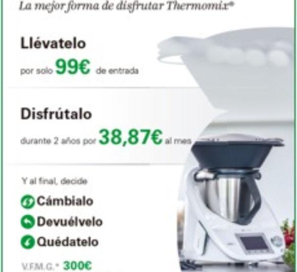 LA MEJOR FORMA DE DISFRUTAR Thermomix® .... OPCIÓN PLUS