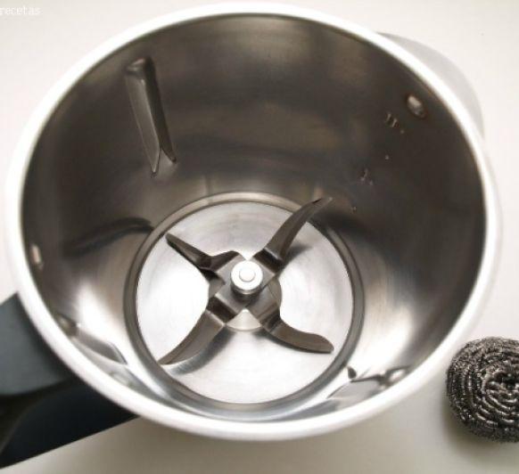 Como lavar tu Thermomix® fácilmente y evitar olores