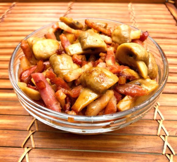 Nuevos Modos TM6: Alta Temperatura (Champiñones y bacon dorados)