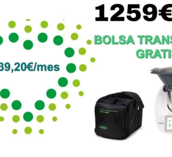 PROMOCIÓN TM6 con bolsa gratis