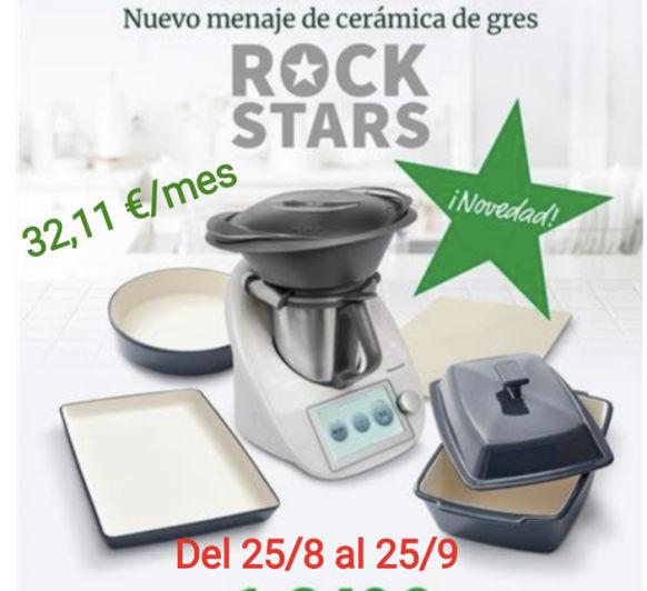 EDICIÓN ROCK STARS Thermomix®