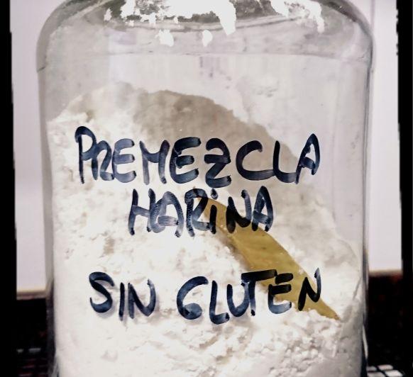 Premezcla básica panificable y todo uso #Sin gluten