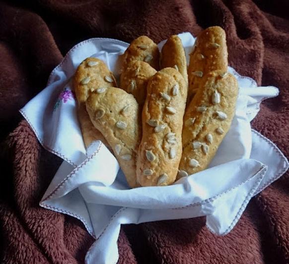 Pan de pipas... date caprichos sanos con Thermomix®