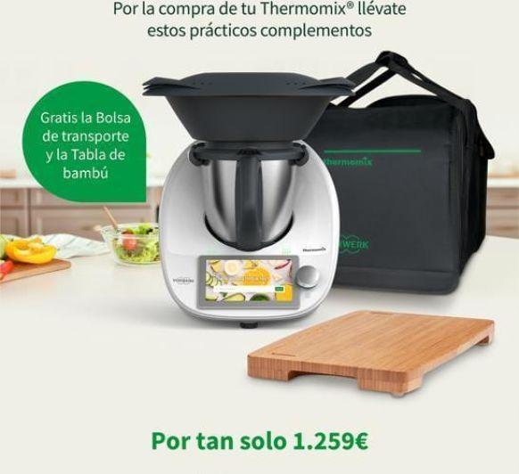 Precio especial Thermomix® tm 6