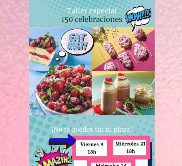 TALLER ''150 Celebraciones''