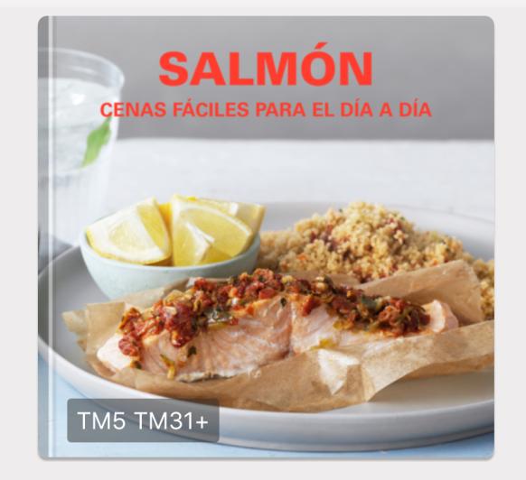 BENEFICIOS DEL SALMÓN