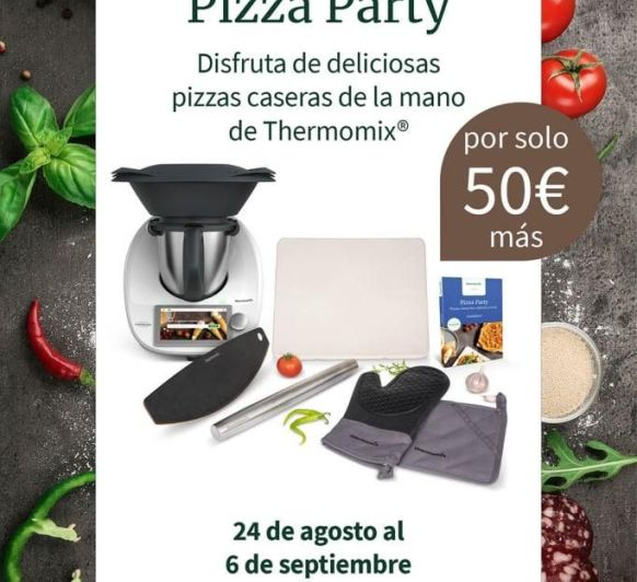 Edición Pizza Party