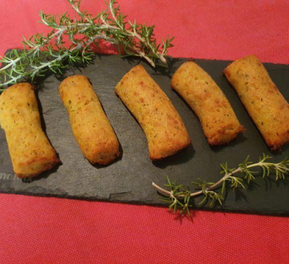 barritas de queso ( Sin Gluten )
