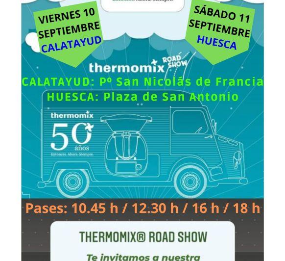 Thermomix® ROADSHOW en Aragón