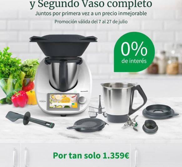 Nueva Edición: 0% Interes + Segundo Vaso Completo