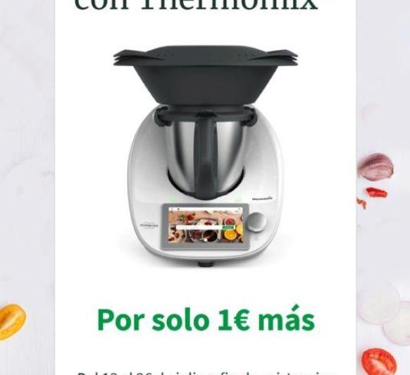 1 € más por Elegir Verano Thermomix®
