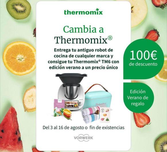 Cámbiate a Thermomix®