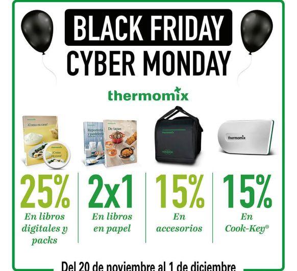 El black friday llega a Thermomix®