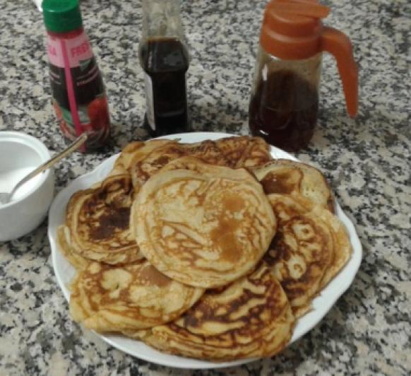 La facilidad para preparar un buen desayuno