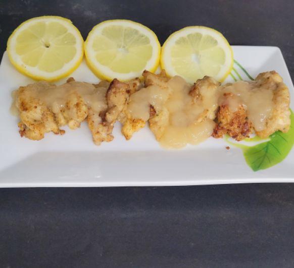 Pollo...al limón!!!