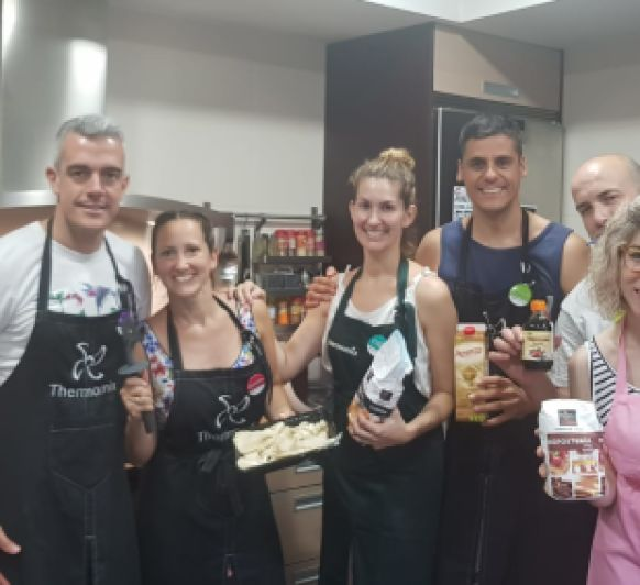 SHOW COOKING «FOOD TRACK»