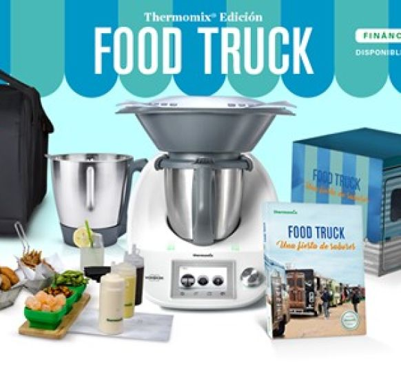 Edición Food Truck al 0% de interés