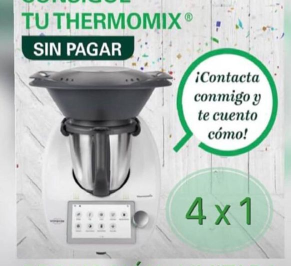 Consigue Thermomix® Gratis