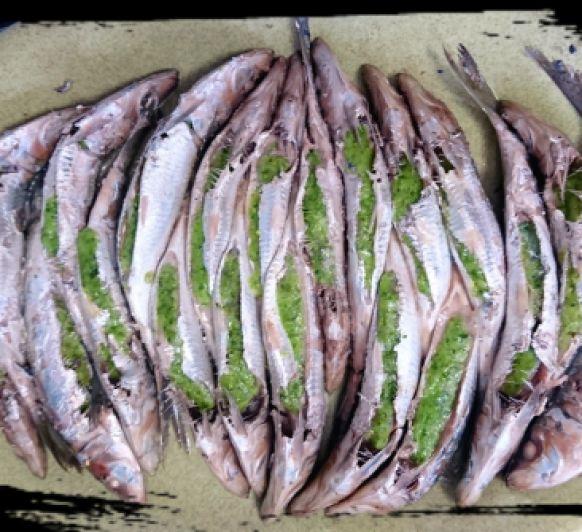 Varoma y verano de sardinas con truco. Thermomix® , el mejor aliado.